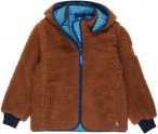 Finkid Tonttu Teddy Braun, 100, Kinder Fleece Jacke ▶ %SALE 30%