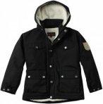 Fjällräven Kids Greenland Winter Jacket Schwarz, G-1000® Fleecejacke, 134