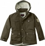 Fjällräven Kids Greenland Winter Jacket Oliv, 128, Kinder Fleece Jacke ▶ %SA