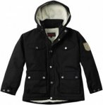 Fjällräven Kids Greenland Winter Jacket Schwarz, 122, Kinder Fleece Jacke ▶