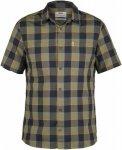 Fjällräven M High Coast Big Check Shirt Short-Sleeve | Größe S,M | Herren Ku