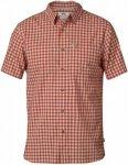 Fjällräven M High Coast Shirt Short-Sleeve | Herren Kurzarm-Hemd