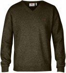 Fjällräven Shepparton Sweater Oliv, Male Freizeitpullover, S