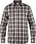 Fjällräven Singi Flannel Shirt Long-Sleeve Kariert, Male Langarm-Hemd, L
