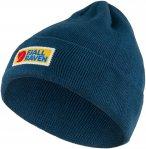 Fjällräven Vardag Classic Beanie Blau   Größe One Size    Kopfbedeckung