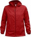Fjällräven Abisko Windbreaker Jacket Rot, Female S -Farbe Red, S