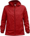 Fjällräven Abisko Windbreaker Jacket Rot, Female Freizeitjacke, S