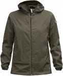 Fjällräven W Abisko Windbreaker Jacket Grün / Oliv | Damen