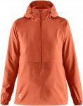 Fjällräven W High Coast Lite Anorak Orange | Damen Jacke