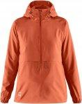 Fjällräven W High Coast Lite Anorak Orange | Damen Jacke