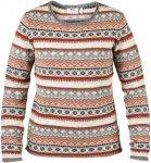 Fjällräven W övik Folk Knit Sweater | Größe XS,S,M,L | Damen Freizeitpullov