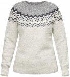 Fjällräven W övik Knit Sweater Grau | Größe M | Damen Freizeitpullover