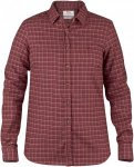 Fjällräven Sörmland Flannel Shirt Long-Sleeve Kariert, Female Langarm-Hemd, X