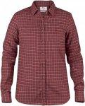 Fjällräven W Sörmland Flannel Shirt Long-Sleeve | Größe XXL | Damen Langarm