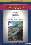 Gebro Swiss Bloc °1 1. Auflage 2010 | Größe Taschenbuch |  Boulderführer