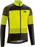 Gonso M Alvor Übergrösse Gelb / Schwarz | Größe 5XL | Herren T-Shirt