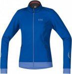 Gore Bike Wear E Windstopper® Softshell Jacket Blau, Female Softshelljacke, 36