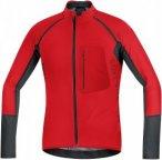 Gore Bike Wear M Alp-X Pro Windstopper® Softshell Zip-Off Jersey | Größe L,M