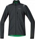 Gore Bike Wear E Gore Windstopper Active Shell Zip-Off Jacket Schwarz, Male Soft