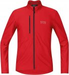 Gore Bike Wear E Thermo Jersey Rot, Male Isolationsjacke, XXL