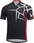 Gore Bike Wear M Element Adrenaline 4.0 Jersey Herren | Schwarz | S | +S,M,L,XL,