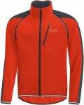 Gore Bike Wear Phantom Gore® Windstopper Zip-Off Jacket Orange, Male Regenjacke