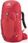 Gregory W Jade 38 Rot | Größe X-Small/ Small | Damen Alpin- & Trekkingrucksack