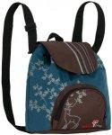 Grüezi Bag Kultursackerl Blau, Bergsteigen und Trekking, One Size