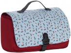 Grüezi Bag Washbag Large Rot / Weiß   Größe One Size    Kulturtasche