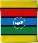 H.A.D. GO! Storage Wristband Bunt | Größe L/XL |  Accessoires