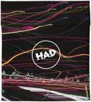 H.A.D. GO! Storage Wristband Bunt / Schwarz   Größe L/XL    Accessoires