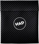 H.A.D. GO! Storage Wristband Schwarz | Größe L/XL |  Accessoires