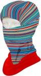 H.a.d. Mask Kids Gestreift-Mehrfarbig, One Size, Kinder Sturmhauben