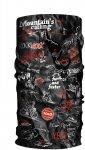 H.A.D. Originals Outdoor Grau / Rot | Größe One Size |  Kopfbedeckung