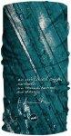 H.A.D. Originals Printed Fleece Tube Blau | Größe One Size |