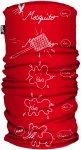 H.A.D. Originals Printed Fleece Tube Kids | Größe One Size | Kinder Kopfbedeck