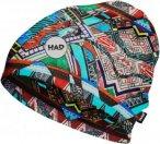 H.A.D. Printed Fleece Beanie | Größe One Size |  Accessoires