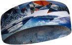 H.A.D. Printed Fleece Hadband | Größe One Size |  Kopfbedeckung
