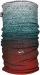 H.A.D. Printed Fleece Tube Grün / Rot | Größe One Size |  Schals & Halstüche