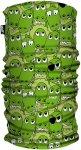 H.A.D. Printed Fleece Tube Kids Grün | Größe One Size |  Kopfbedeckung