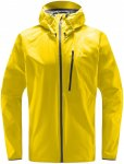 Haglöfs M L.I.M Jacket Gelb | Herren Regenjacke