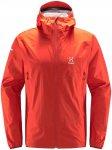 Haglöfs M L.I.M Proof Multi Jacket Orange / Rot   Herren Windbreaker