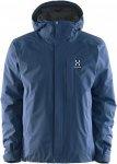 Haglöfs Stratus Jacket Blau, Male Gore-Tex® Freizeitjacke, XL