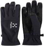 Haglöfs Touring Glove Schwarz | Größe 8 |  Fingerhandschuh