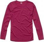 Haglöfs W Actives Wool Roundneck | Damen Langarm-Shirt
