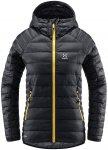 Haglöfs W Series Mimic Hood Schwarz | Größe XS | Damen Winterjacke