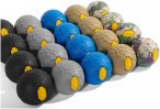 Helinox Vibram Ball Feet Schwarz | Größe 45 mm |  Zubehör