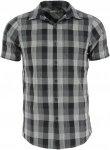 Icebreaker M Departure II Short-Sleeve Shirt Plaid | Größe M,S | Herren Kurzar