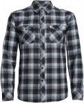 Icebreaker M Lodge Long-Sleeve Flannel Shirt   Herren Langarm-Hemd