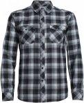 Icebreaker M Lodge Long-Sleeve Flannel Shirt | Herren Langarm-Hemd
